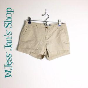 Old Navy Shorts Tan Size 2